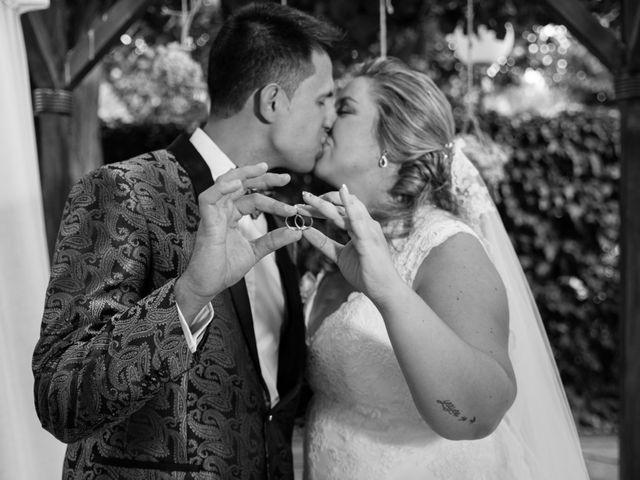 La boda de Sandra y Amador