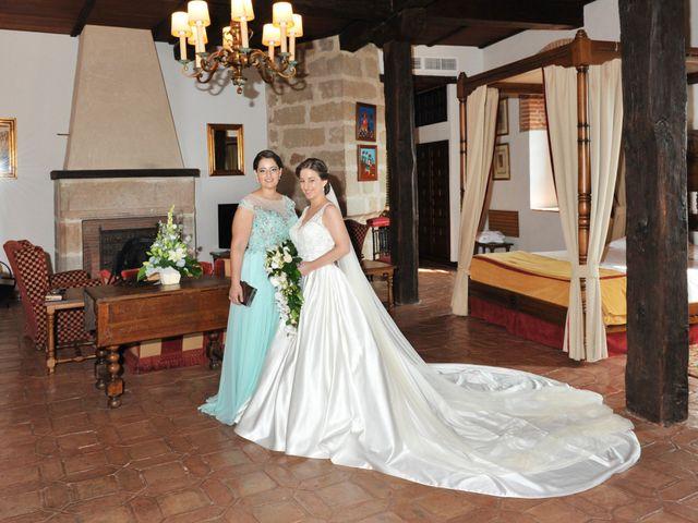 La boda de Luis Miguel y Elisa en Plasencia, Cáceres 20