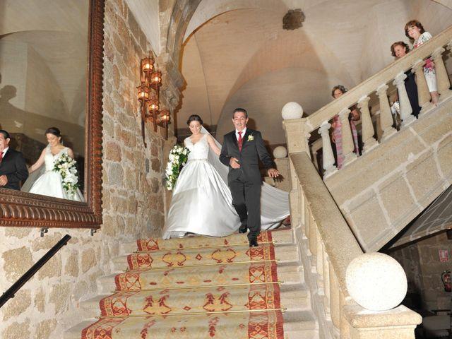 La boda de Luis Miguel y Elisa en Plasencia, Cáceres 23