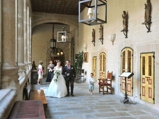 La boda de Luis Miguel y Elisa en Plasencia, Cáceres 25