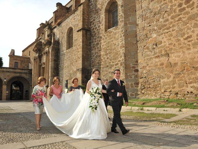 La boda de Luis Miguel y Elisa en Plasencia, Cáceres 27