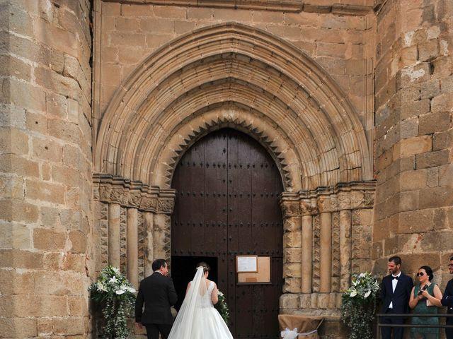 La boda de Luis Miguel y Elisa en Plasencia, Cáceres 28