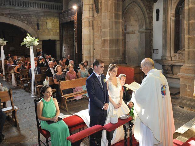 La boda de Luis Miguel y Elisa en Plasencia, Cáceres 33