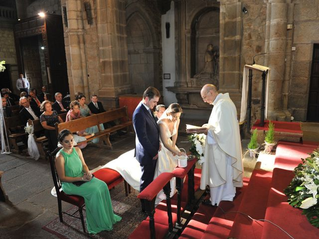 La boda de Luis Miguel y Elisa en Plasencia, Cáceres 35