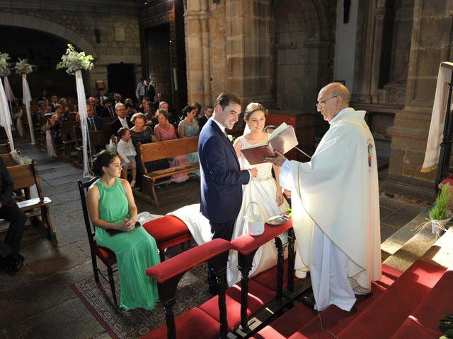 La boda de Luis Miguel y Elisa en Plasencia, Cáceres 36