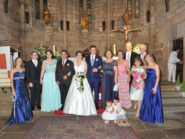 La boda de Luis Miguel y Elisa en Plasencia, Cáceres 45