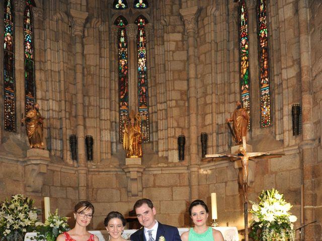 La boda de Luis Miguel y Elisa en Plasencia, Cáceres 46