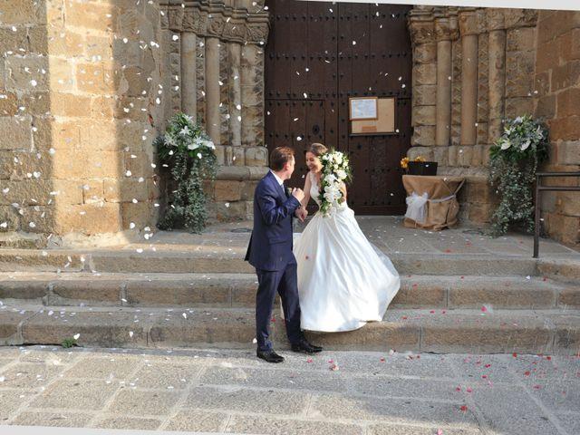 La boda de Luis Miguel y Elisa en Plasencia, Cáceres 49