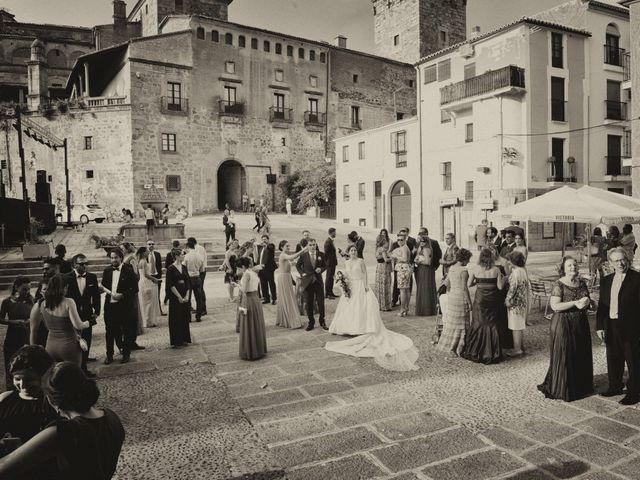 La boda de Luis Miguel y Elisa en Plasencia, Cáceres 51