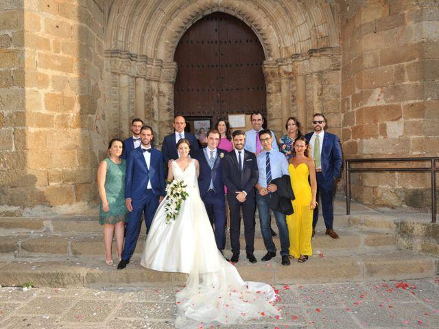 La boda de Luis Miguel y Elisa en Plasencia, Cáceres 54