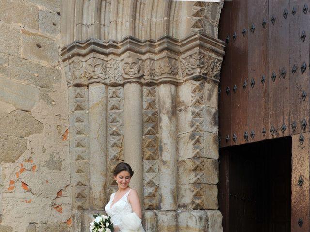 La boda de Luis Miguel y Elisa en Plasencia, Cáceres 61