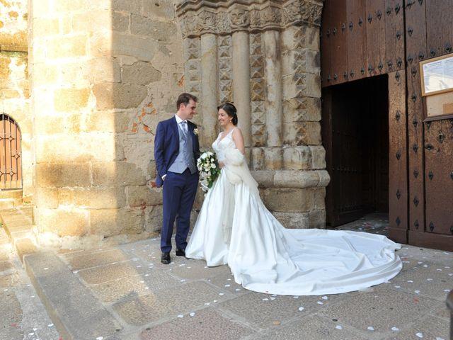 La boda de Luis Miguel y Elisa en Plasencia, Cáceres 62