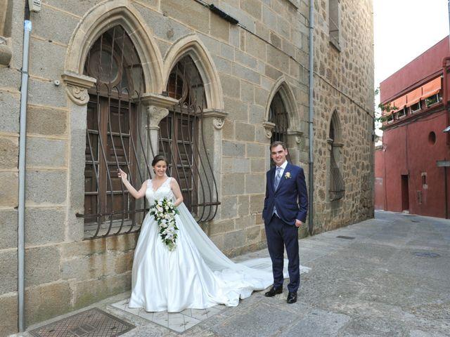 La boda de Luis Miguel y Elisa en Plasencia, Cáceres 71