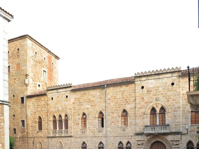 La boda de Luis Miguel y Elisa en Plasencia, Cáceres 72