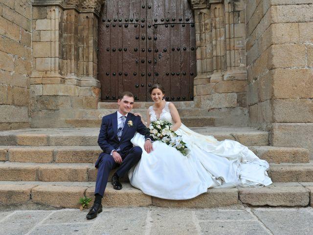 La boda de Luis Miguel y Elisa en Plasencia, Cáceres 73