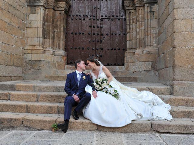 La boda de Luis Miguel y Elisa en Plasencia, Cáceres 74