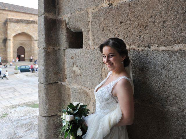 La boda de Luis Miguel y Elisa en Plasencia, Cáceres 80