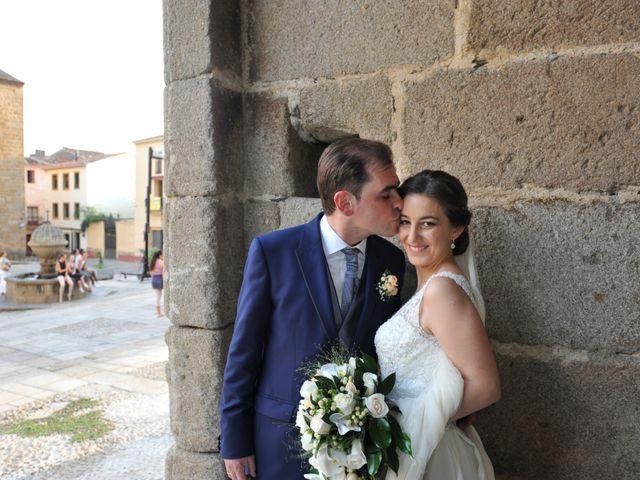 La boda de Luis Miguel y Elisa en Plasencia, Cáceres 81