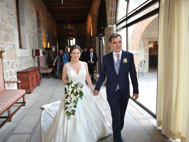 La boda de Luis Miguel y Elisa en Plasencia, Cáceres 83