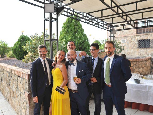La boda de Luis Miguel y Elisa en Plasencia, Cáceres 85