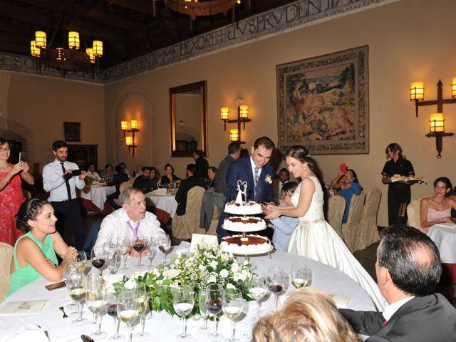 La boda de Luis Miguel y Elisa en Plasencia, Cáceres 110