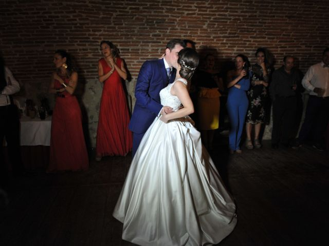 La boda de Elisa y Luis Miguel
