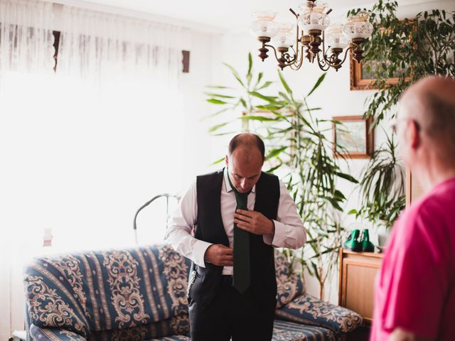 La boda de Patxi y Ariane en Bakio, Vizcaya 13