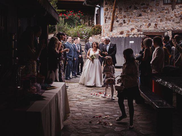 La boda de Patxi y Ariane en Bakio, Vizcaya 70