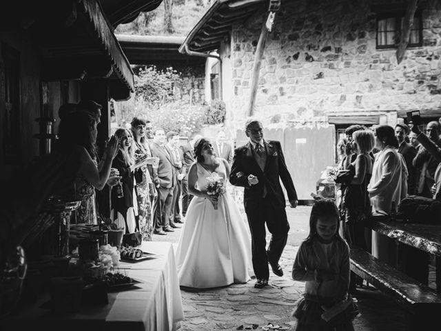 La boda de Patxi y Ariane en Bakio, Vizcaya 71