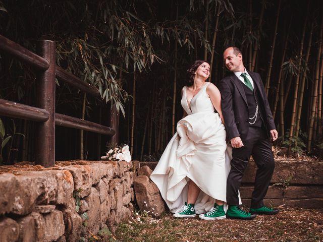 La boda de Patxi y Ariane en Bakio, Vizcaya 94