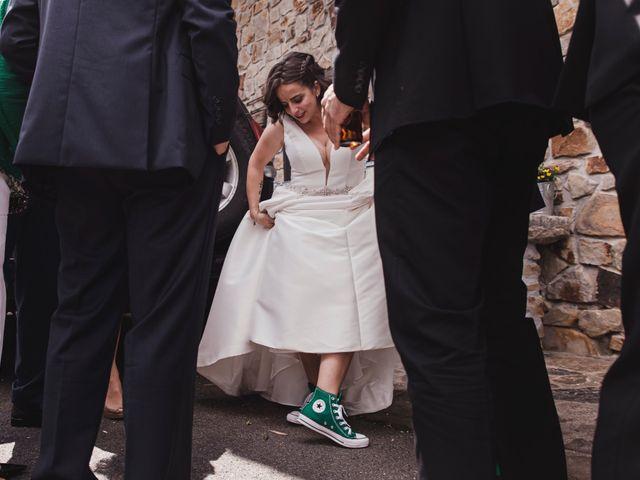 La boda de Patxi y Ariane en Bakio, Vizcaya 105