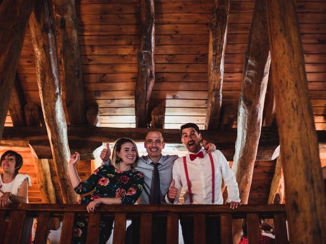 La boda de Patxi y Ariane en Bakio, Vizcaya 109