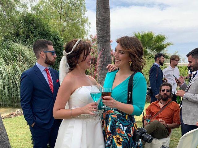 La boda de Jose Manuel y Jessica en Humilladero, Málaga 3