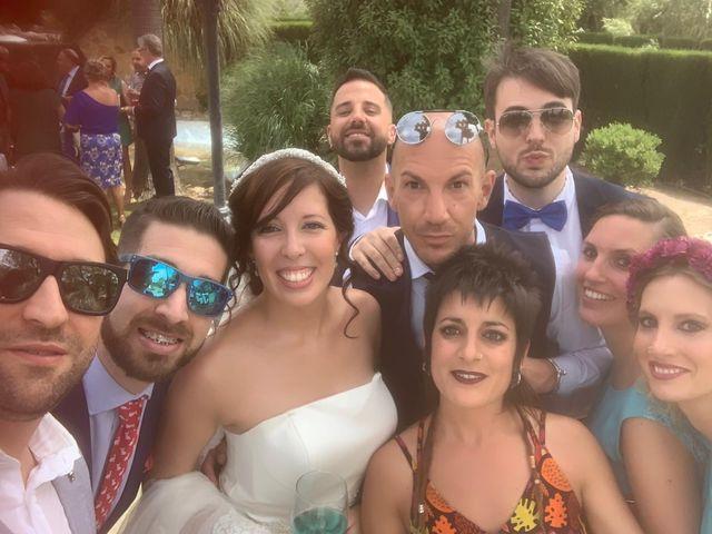 La boda de Jose Manuel y Jessica en Humilladero, Málaga 4