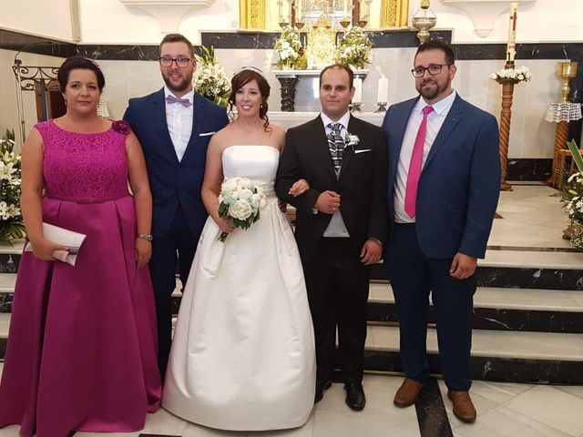 La boda de Jose Manuel y Jessica en Humilladero, Málaga 1