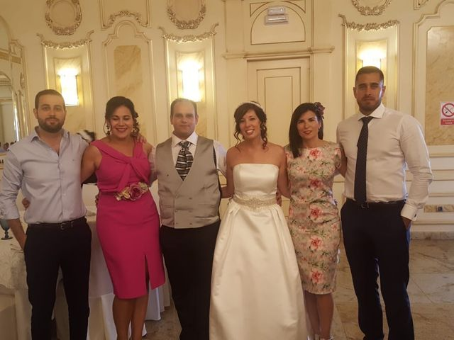La boda de Jose Manuel y Jessica en Humilladero, Málaga 2