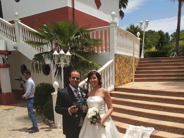 La boda de Jose Manuel y Jessica en Humilladero, Málaga 13