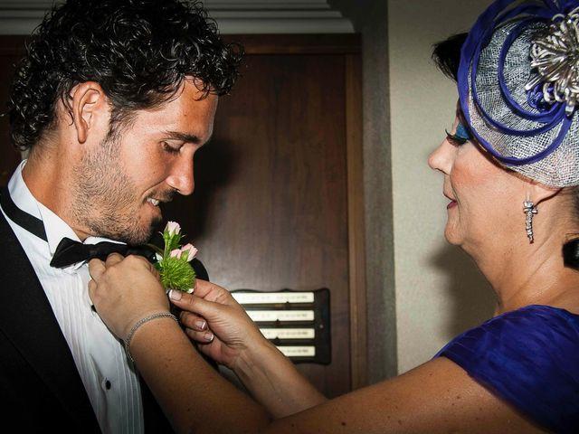La boda de David y Pilar en Castelló/castellón De La Plana, Castellón 6