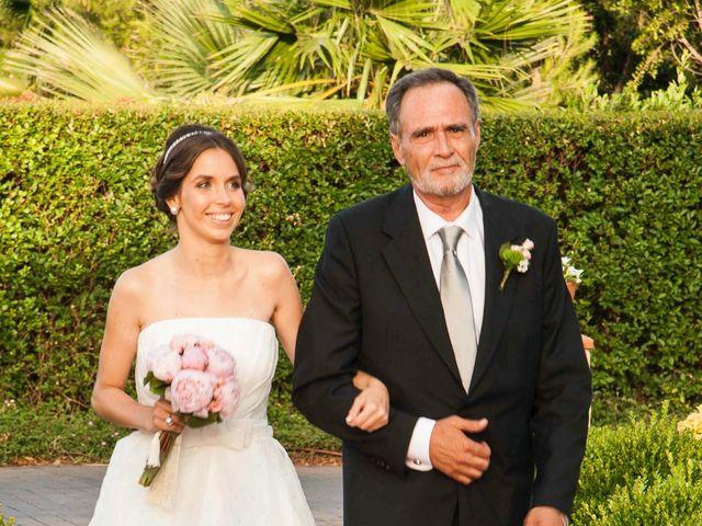 La boda de David y Pilar en Castelló/castellón De La Plana, Castellón 12