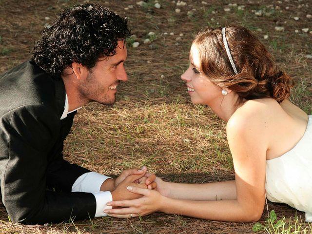 La boda de David y Pilar en Castelló/castellón De La Plana, Castellón 28