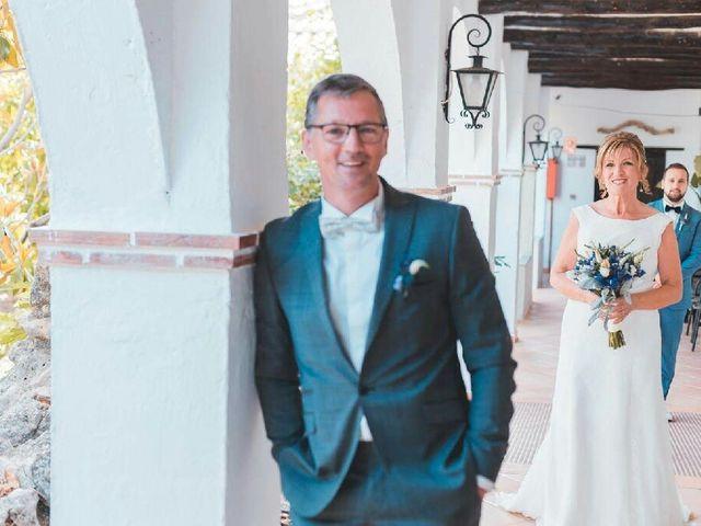 La boda de Markus y Ana en Alomartes, Granada 12