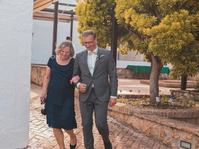 La boda de Markus y Ana en Alomartes, Granada 13