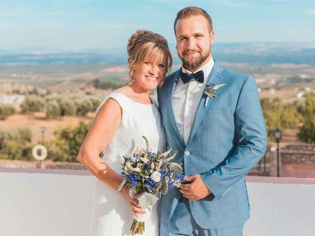 La boda de Markus y Ana en Alomartes, Granada 15