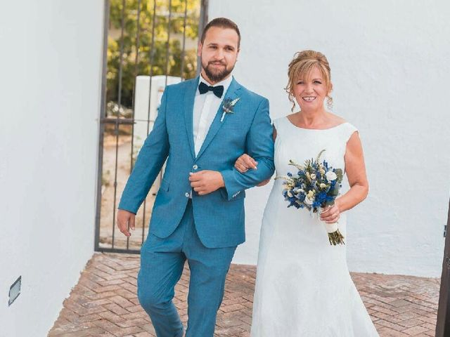 La boda de Markus y Ana en Alomartes, Granada 16