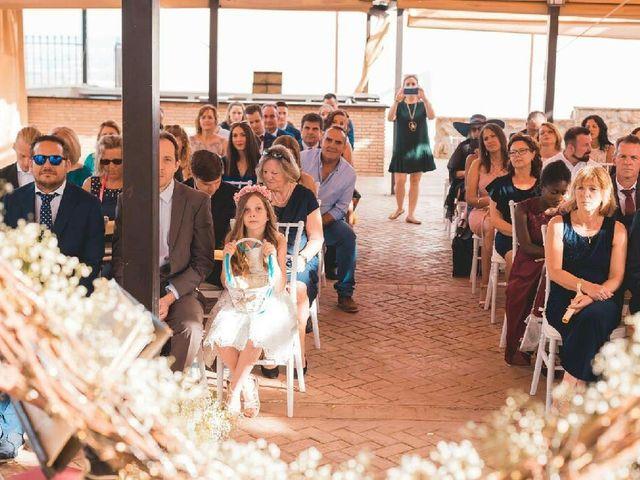 La boda de Markus y Ana en Alomartes, Granada 17