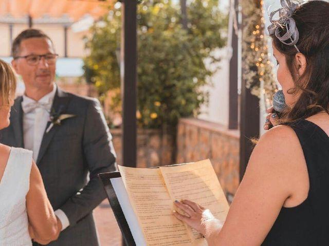 La boda de Markus y Ana en Alomartes, Granada 18