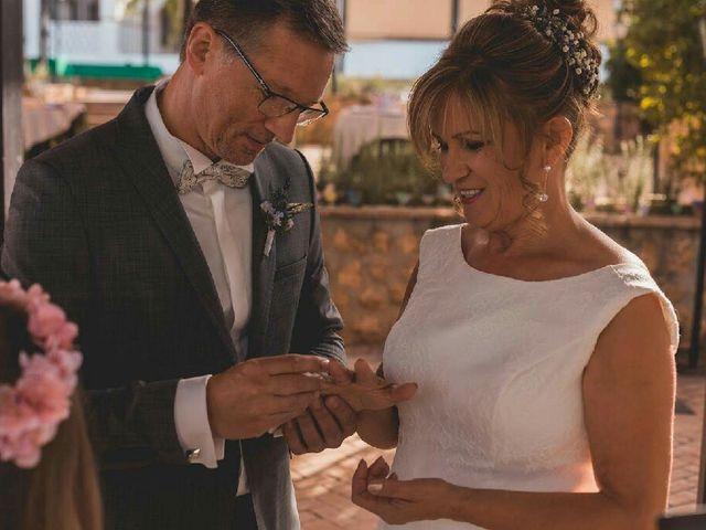 La boda de Markus y Ana en Alomartes, Granada 21