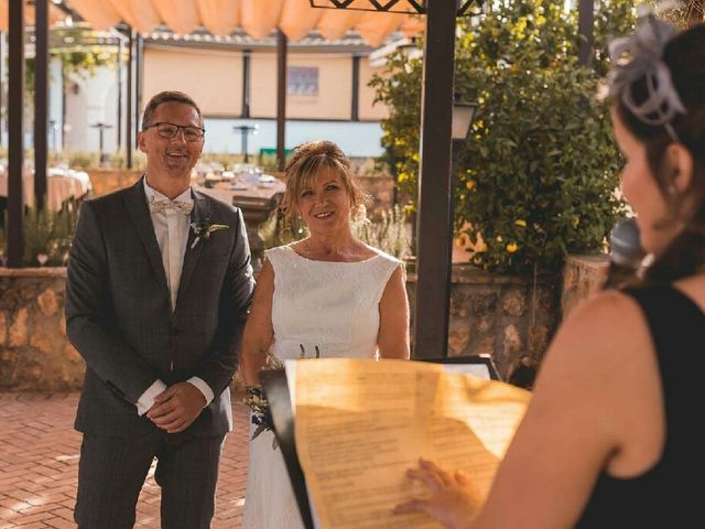 La boda de Markus y Ana en Alomartes, Granada 22