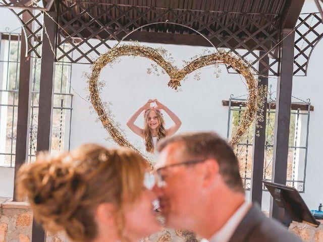 La boda de Markus y Ana en Alomartes, Granada 25