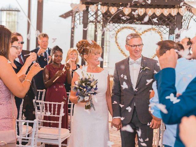 La boda de Markus y Ana en Alomartes, Granada 27